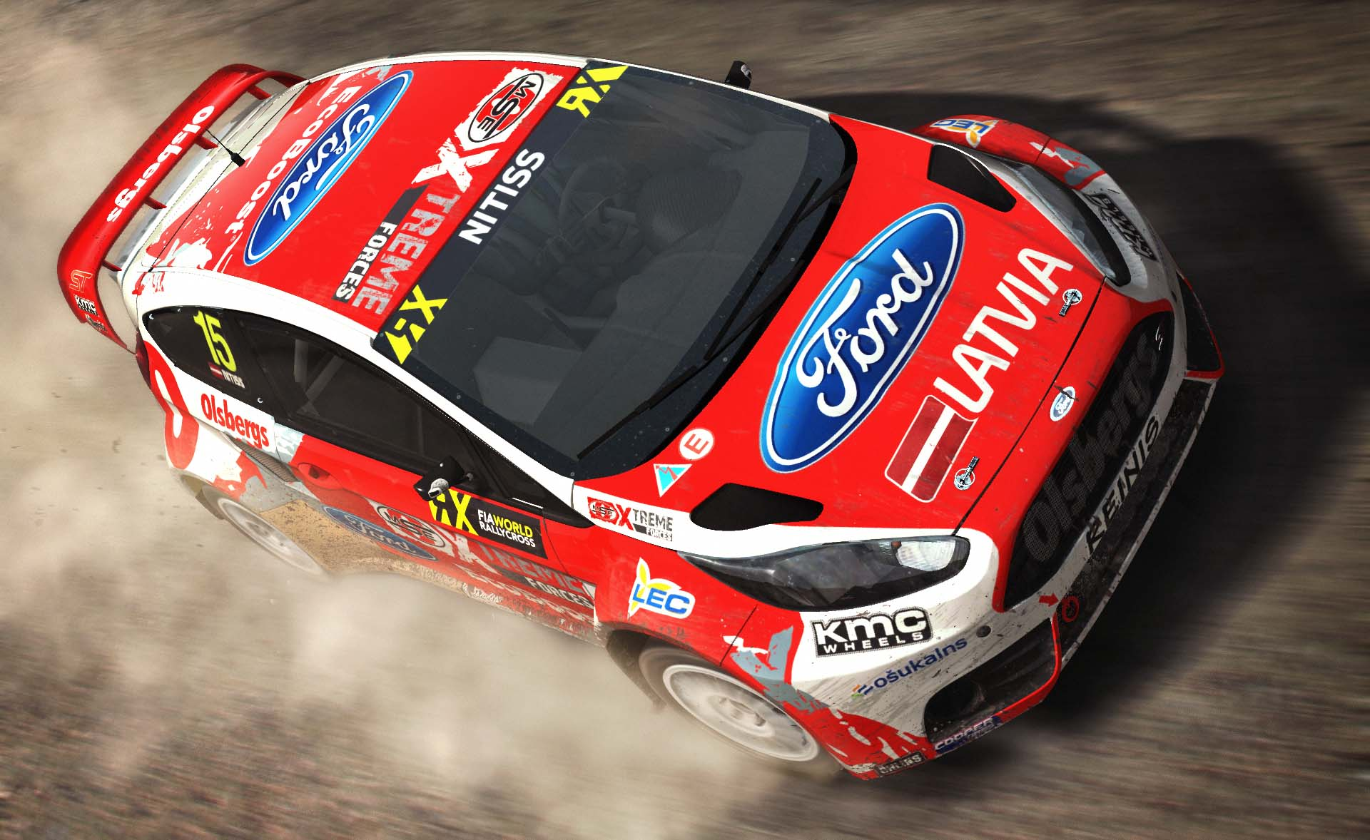 dirt rally dirt rally world rx update now live. Black Bedroom Furniture Sets. Home Design Ideas