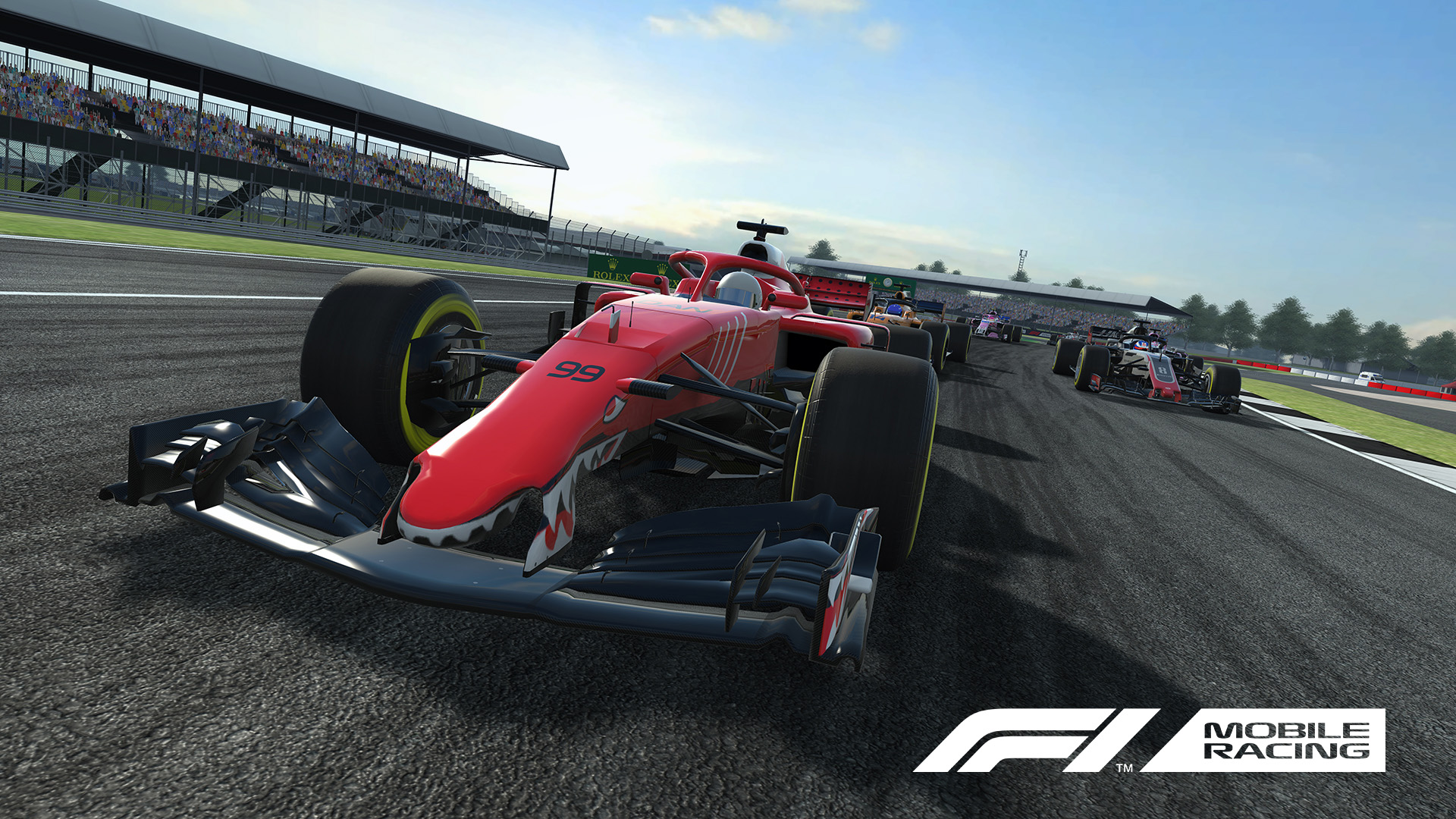 F1 Mobile Racing hack cheat with unlimited resources