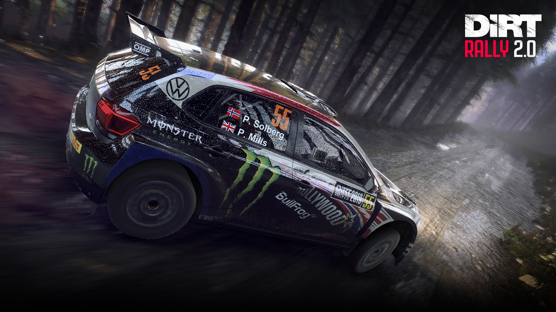Solberg Livery Challenges – Coming to DiRT Rally 2.0 this January ...